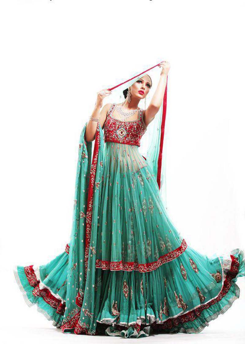 latest pakistani bridal lehanga dresses 2013 pakistan dress 2013