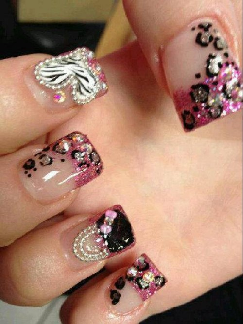 Women Trendy Nails Style 2 Latest Bridal Dresses