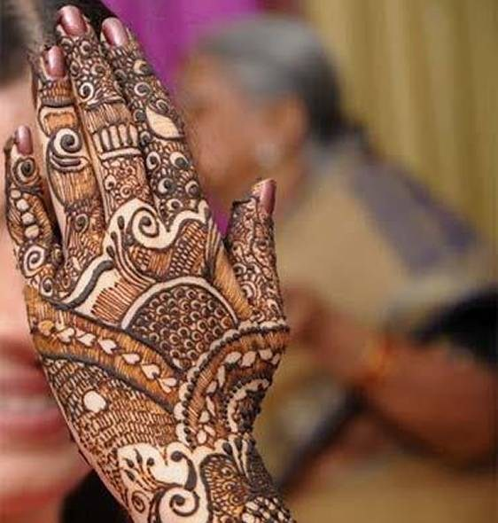 Mehndi Designs Upper Hand : Best hand mehndi designs for women fashions pk