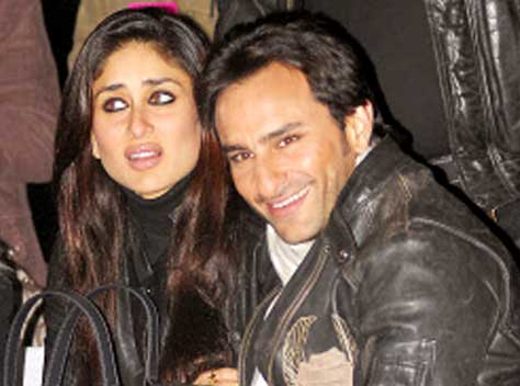 Saif Ali Khan Tattoo Kareena Saif Ali Khan And Kareena