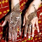 Stylish Mehndi photos