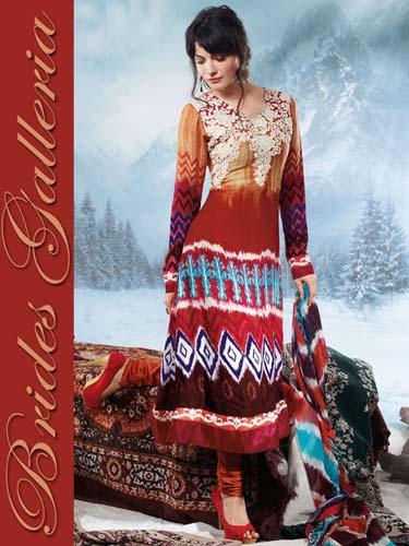 Brides Galleria Pure Cotton Lawn Dresses 2013 For Women (1)