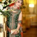 Latest Pakistani Bridal Lehanga Dresses 2013 (8)