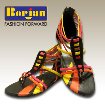 Borjan Shoes New Summer Collection 2013 For Women  (7)
