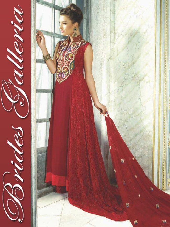 Brides Galleria Trendy Punjabi Dress Collection for Girls 2013 (6)
