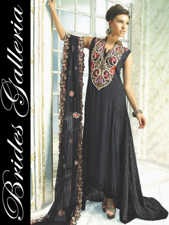 Brides Galleria Trendy Punjabi Dress Collection for Girls 2013 (7)