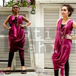 Fatima Tahir trendy summer dress collection 2013 (6)