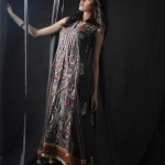 Gold Summer Collection Umsha By Uzma Babar (2)