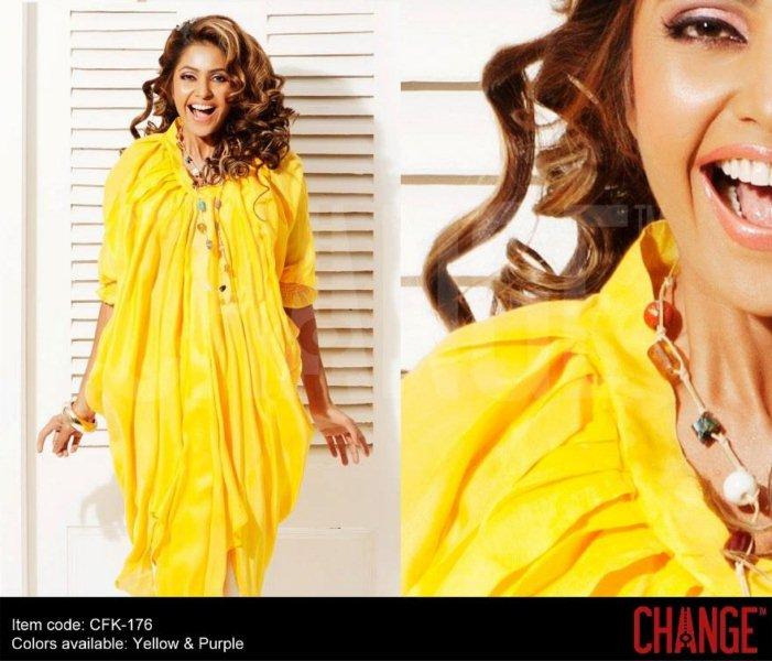 change new dress
