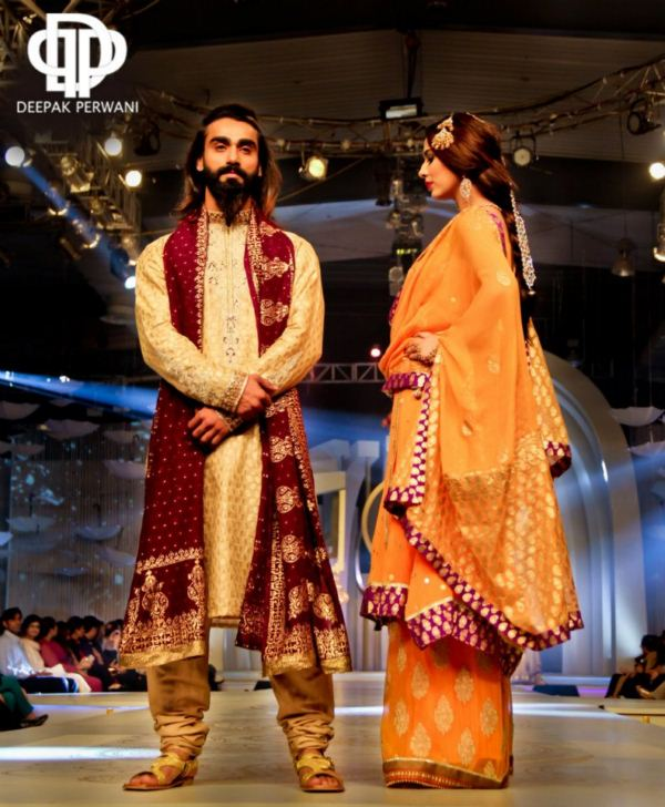 deepak perwani nice wedding dresses