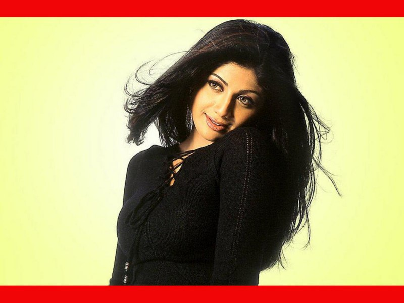 shilpa shetty new and stylish hair style