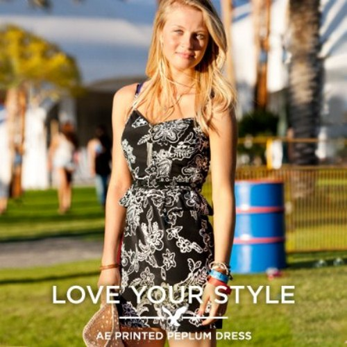 American Eagle dress collection (2)