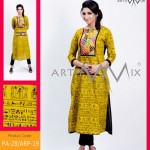 Artimmix Party Wear dress collection for girls (1)