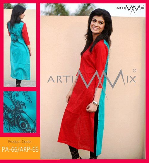 Artimmix Party Wear dress collection for girls (5)