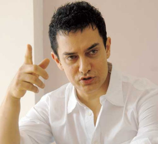 Bollywood star Aamir Khan Picture (2)