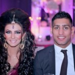 Boxer amir khan engagement (4)