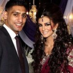 Boxer amir khan engagement (2)