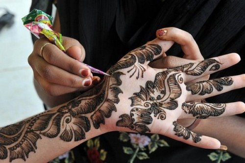 Bridal Mehndi desgins collection (1)