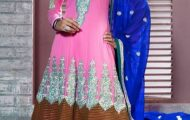 Churidar Indian dress collection for women (6)