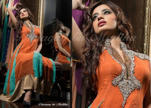 Dhaagay spring collection for girls by madiha (7)