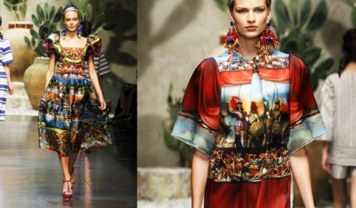 Dolce and Gabbana new spring arrival (6)