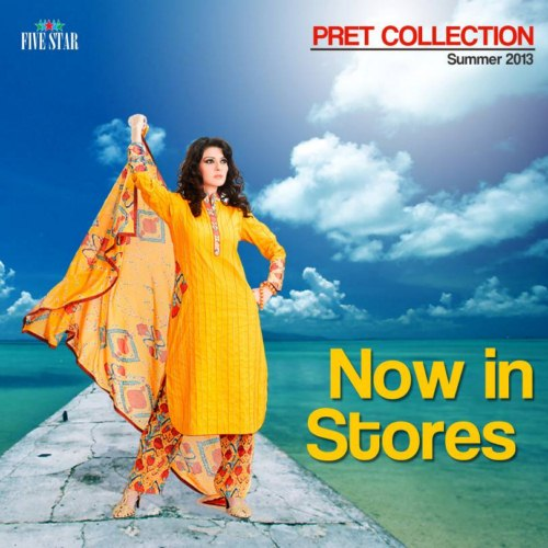 Five Star pret summer collection 2013 (2)