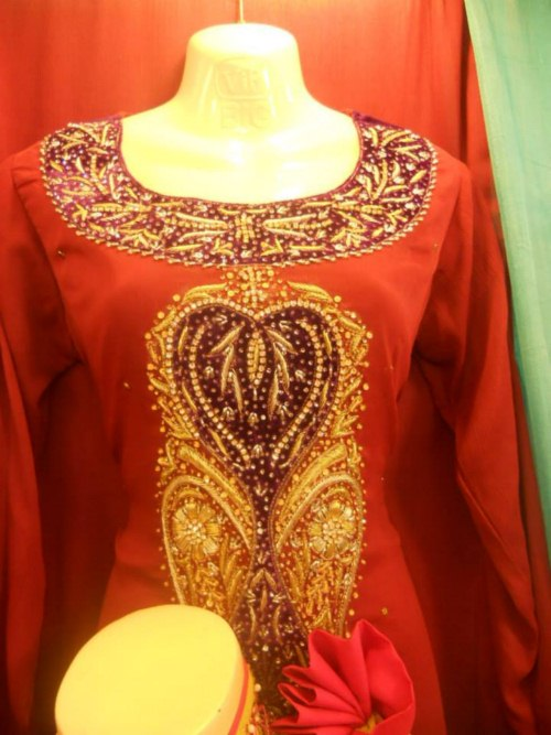 Formals nice party wear dress collection 2013 (7)