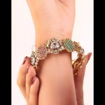 Gold Plated Bridal Bangles for women (1)