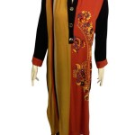 Grapes v neck multi print kurta collection (4)