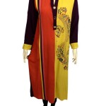 Grapes v neck multi print kurta collection (3)