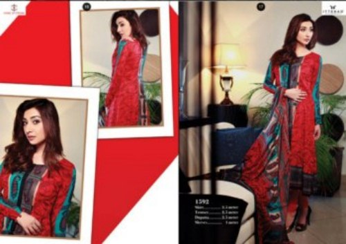 House of Ittehad Crystal lawn vol 2 (1)