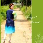 Jannat and sadaf New Summer Collection 2013 (3)