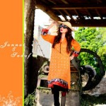 Jannat and sadaf New Summer Collection 2013 (1)