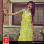 Javeria Zeeshan summer lawn dress collection 2013 (12)