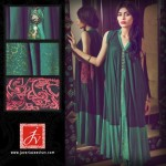 Javeria Zeeshan summer lawn dress collection 2013 (2)