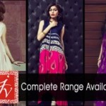 Javeria Zeeshan summer lawn dress collection 2013 (3)