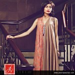 Javeria Zeeshan summer lawn dress collection 2013 (5)