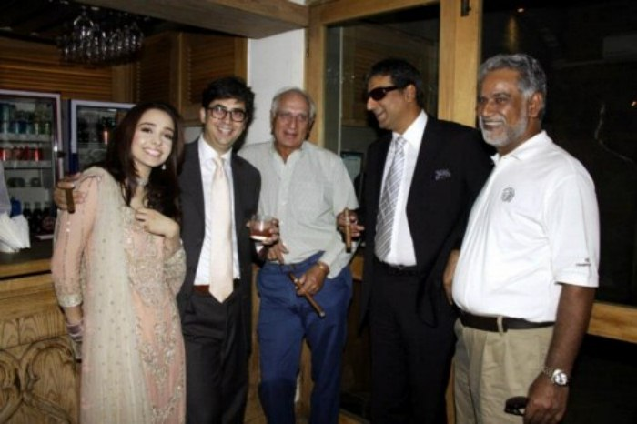Jugan Kazim engagement with Faisal naqvi (9)