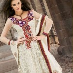 Latest Avalon Party Wear Dresses 2013 For Women (5)