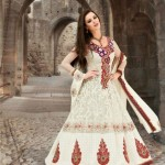 Latest Avalon Party Wear Dresses 2013 For Women (2)