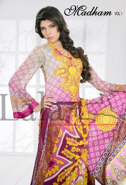 Madham Vol I summer wear collection by lala (6)