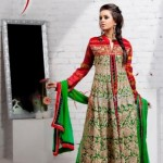 Mansha Latest Spring summer party wear dress collection (3)