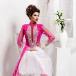 Mansha Latest Spring summer party wear dress collection (7)
