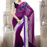 Natasha Couture Party saree and lehnga collection (1)
