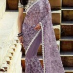 Natasha Couture Party saree and lehnga collection (2)