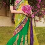 Natasha Couture Trendy Shringaar sarees dress (1)