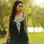 New Spring party wear dress collection by saadia asad (6)