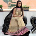 New Spring party wear dress collection by saadia asad (3)