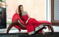 New Spring party wear dress collection by saadia asad (4)