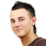 Party Hairstyle for men (3)